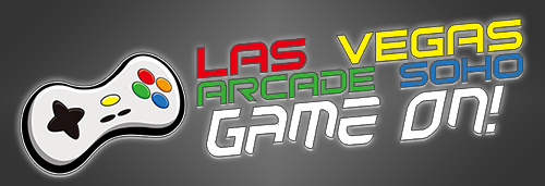 Welcome to Las Vegas Arcade Soho